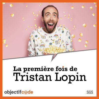 Tristan Lopin - 1ère fois que je me suis cassé la dent cover