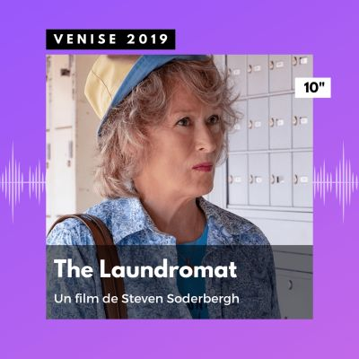 Venise 2019 - The Laundromat cover