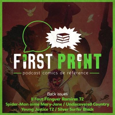 Il faut flinguer Ramirez, Undiscovered Country, Spider-Man aime Mary-Jane : les lectures de début 2021 ! [Back Issues] cover
