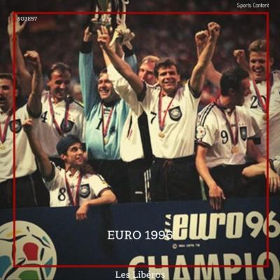 L'Euro 1996 vue par Les Libéros ! cover