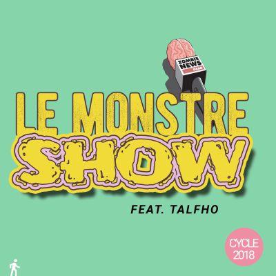 Monstrueux. Le Monstre Show cover