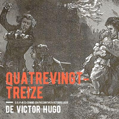 image Quatrevingt-Treize de Victor Hugo