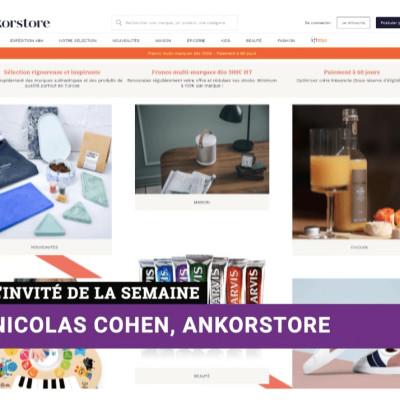 Business Club de France TV S2021 E52 N. Cohen  - Ankostore cover