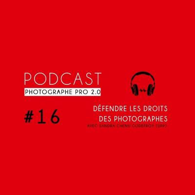 #16 - Sandra Chenu Godefroy (UPP) : défendre les droits des photographes cover