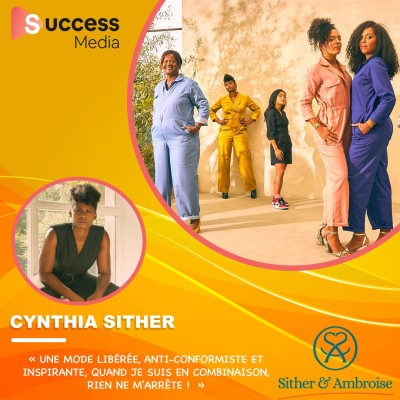Cynthia Sither - Sither & Ambroise cover