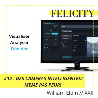 #12 : Des caméras intelligentes ? Même pas peur ! cover