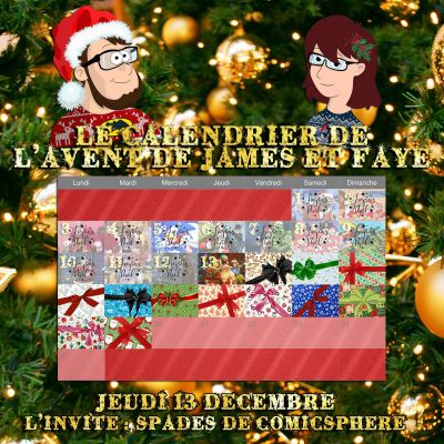image Calendrier de l'avent 13 décembre : Spades de Comicsphere