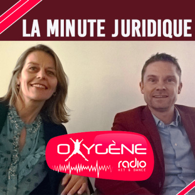 Image of the show La Minute Juridique - Oxygène Radio