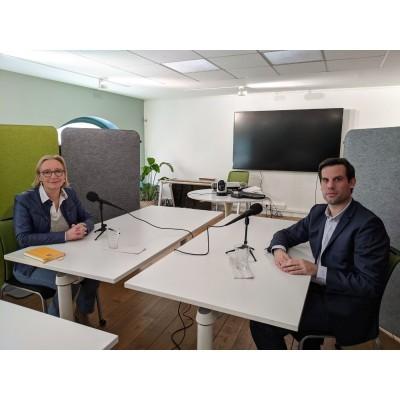 [Le podcast du progrès] « Avec qui innover ? » avec Benjamin Zimmer, Silver Alliance cover