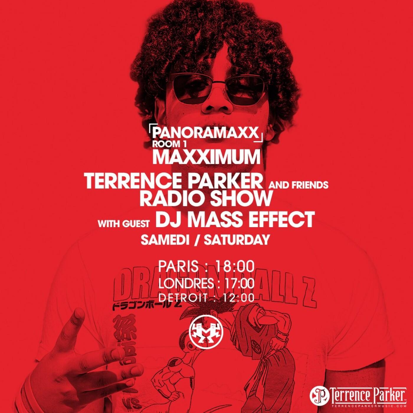PANORAMAXX : DJ MASS EFFECT