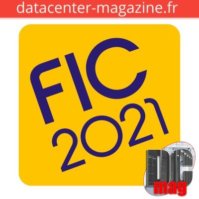 Thésée Datacenter au FIC, criticité, Tier IV et souveraineté, avec Christophe Bouniol cover