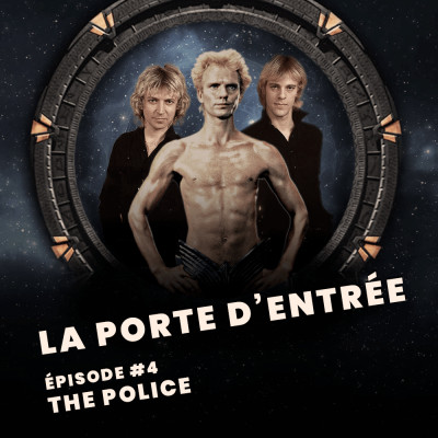 """""""La porte d'entrée"""", par #LPC - The Police cover"""