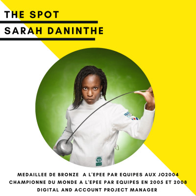 Sarah Daninthe - Programmée pour gagner - Partie 2 cover