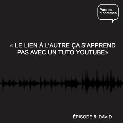 image #5 : David, 44 ans, adolescence, séduction, Yann Moix, rencontres, ruptures...