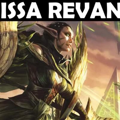 [FAIT OU FICTION] L'histoire de Nissa et les Eldrazis - Magic: The Gathering cover