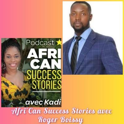 AFRI'CAN SUCCESS STORIES #20 avec Roger Boissy Président de l'ONG Stand For Africa ...: fonder une ONG pour les Africains , Afro-descendants cover
