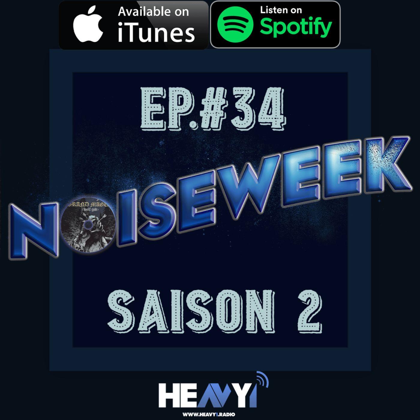 Noiseweek #34 Saison 2