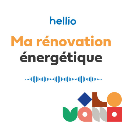 Image of the show Ma rénovation énergétique par Hellio