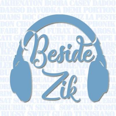 Beside Zik Hors Série 2 : Top 50 rappeur.euses francophone (partie 2) cover