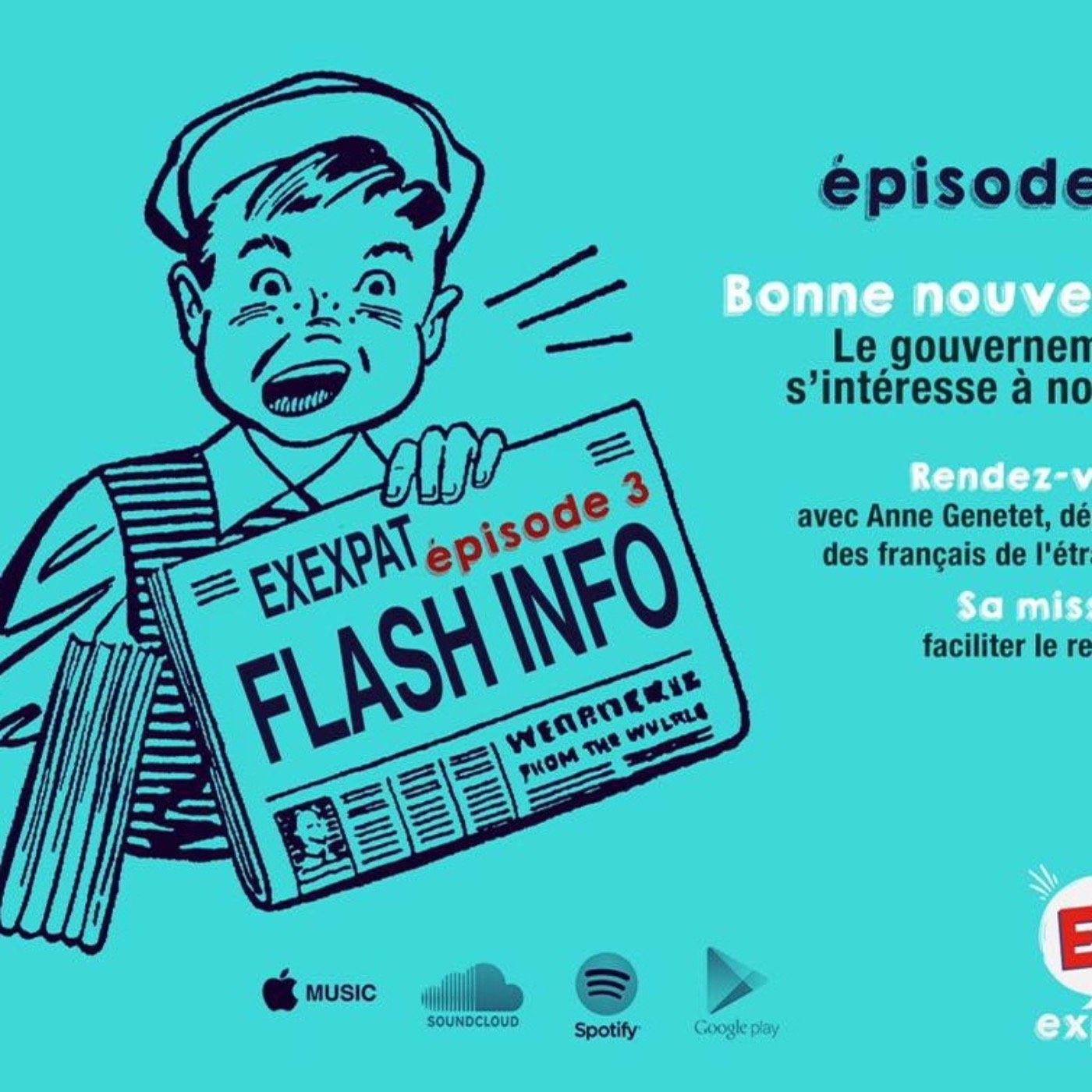 Flash Info ExExpat