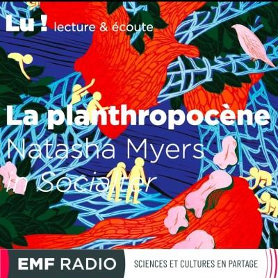 La planthropocène par Natacha Myers cover
