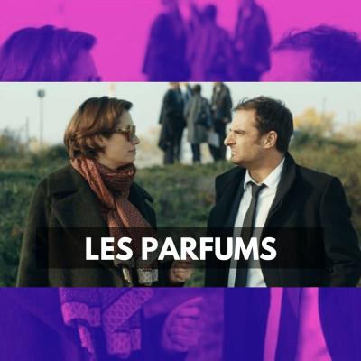 Les Parfums cover