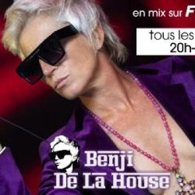 BENJI DE LA HOUSE 8 JUIN 2021 cover