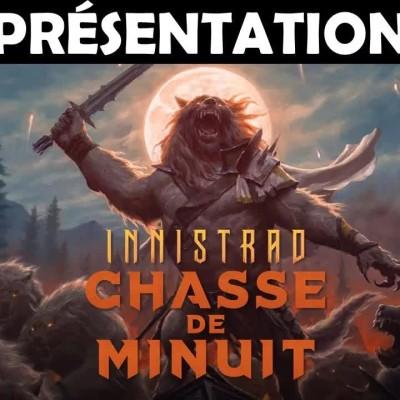 C'est parti pour la Chasse de Minuit sur Innistrad ! Le nouveau set de Magic: the Gathering !! cover