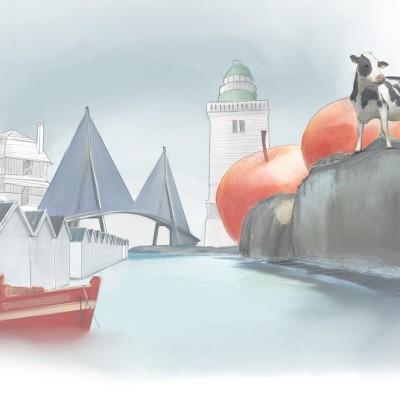 S01 E02 | La Normandie secrète : la campagne à la mer cover