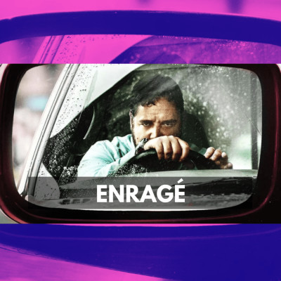 Enragé (Unhinged) cover