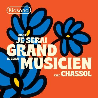 CHASSOL x KIDSONO cover