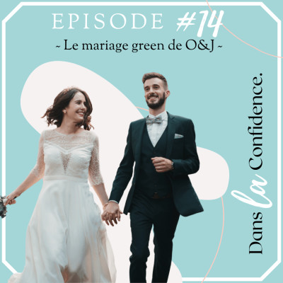 #14 - Le mariage green de O&J cover