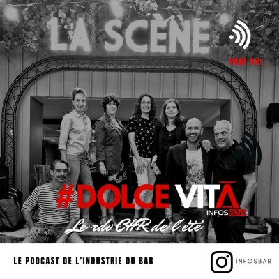 Podcast Dolce Vita by Infosbar #08 cover