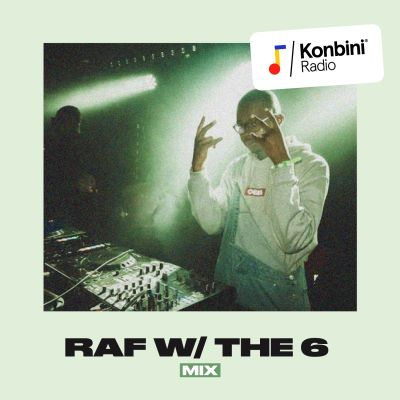 RAf w/ the 6 (GDS) cover
