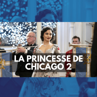 La Princesse de Chicago 2 cover