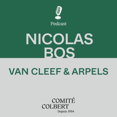 "Van Cleef & Arpels, Nicolas Bos : ""Là où le quotidien rencontre l'art"" cover"
