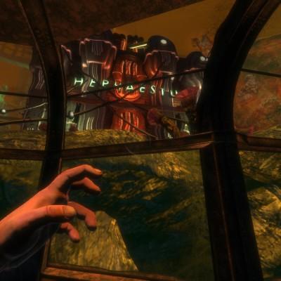 image LTTG   BioShock #09 - Héphaïstos