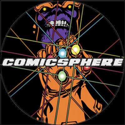 Comicsphere cover