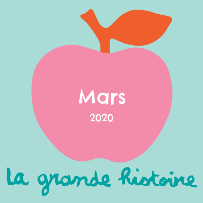 Mars 2020 - On veut des couleurs cover