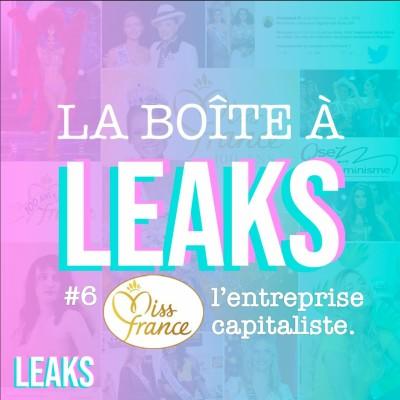 Miss France, l'entreprise capitaliste - La Boîte A Leaks EP6 cover