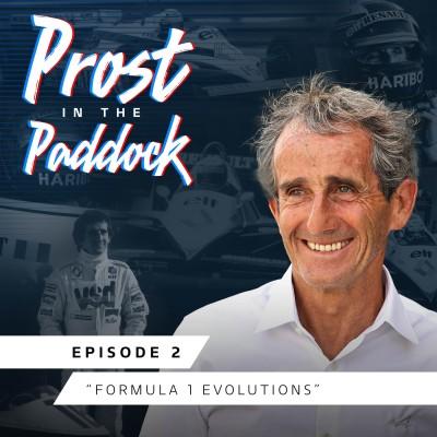 #2 - Formula 1 evolutions cover