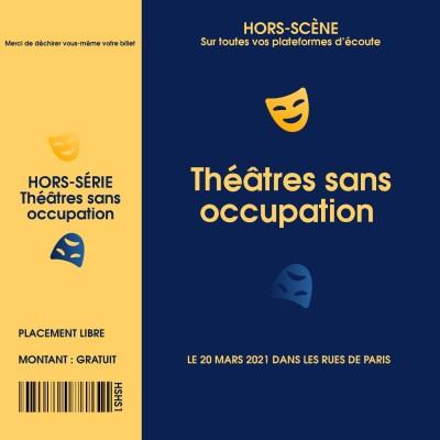 [Hors-série] Théâtres sans occupation cover