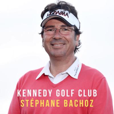 """GOLF🏌️Passion KGC#4 Stéphane Bachoz, Head pro PGA, et le Golf éducatif de Bill Owens: """"Respect, étiquette, humilité"""" cover"""