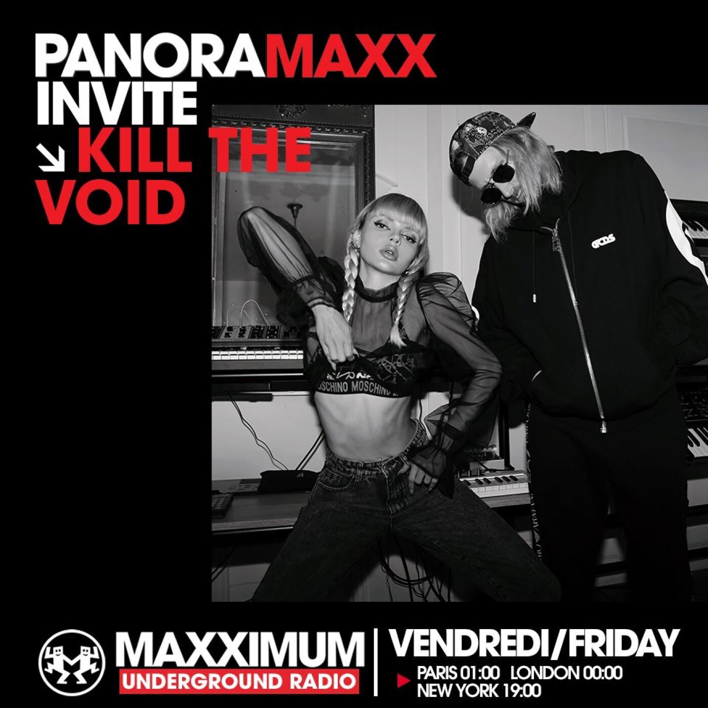 PANORAMAXX : KILL THE VOID