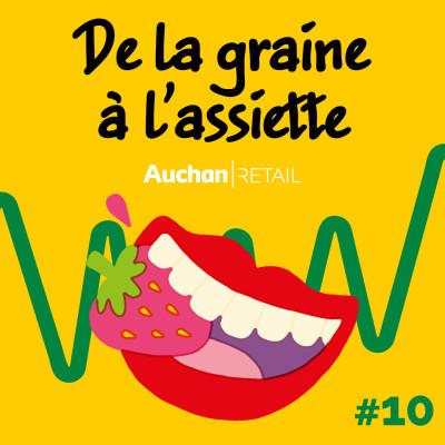 10. Jean-Michel Lecerf - « Une alimentation équilibrée, c'est une alimentation où vous mangez de tout ! » cover