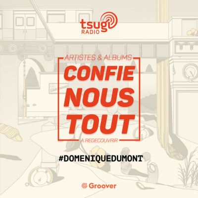 (re)Confie-nous tout avec Jean Fromageau : Domenique Dumont cover