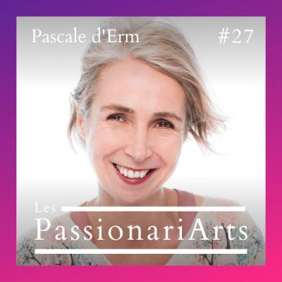 #27 Pascale d'Erm, journaliste et essayiste - Écoféminisme 1/2 cover