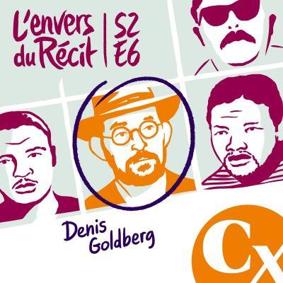 """""""Denis Goldberg, mon combat auprès de Mandela"""" - Marie Boëton - S2E6 cover"""