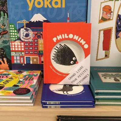 Grands livres pour petites personnes #6 - Philomino cover