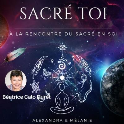 SACRÉ TOI - Épisode 19 : Sacrée Béatrice CALO DURET cover